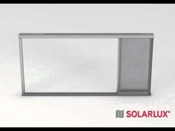 Embedded thumbnail for Раздвижные системы Solarlux