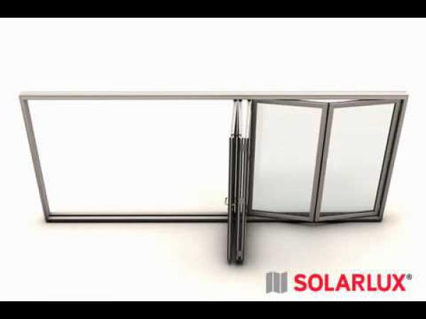 Embedded thumbnail for Складные системы Solarlux