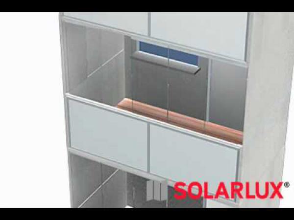Embedded thumbnail for Поворотно-раздвижные системы Solarlux